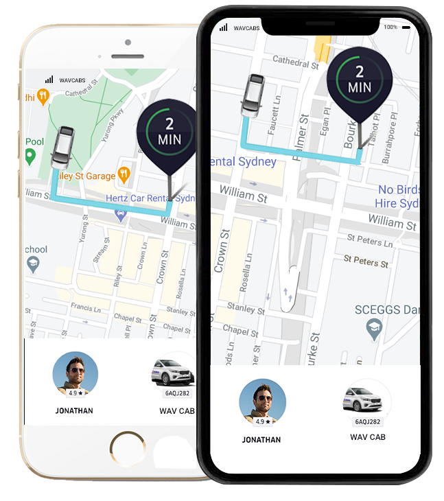 Cab Booking App Mobile