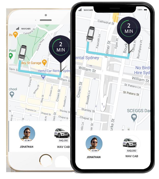 Cab Booking App Mobile