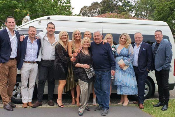 Wedding Transport Sydney