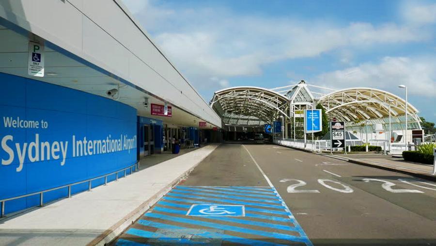 Sydney Internail Airport